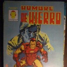 Fumetti: VERTICE - HOMBRE DE HIERRO Nº 1. Lote 43168306