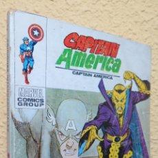 Cómics: ATACA ZARPA AMARILLA. CAPITAN AMERICA. MARVEL COMICS GROUP. Lote 43220127