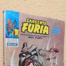 Comics : LA ULTIMA CARCAJADA. SARGENTO FURIA. MARVEL COMICS GROUP. Lote 43220177