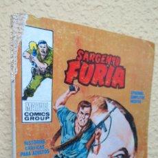 Cómics: MISION CAPTURAR A HITLER. SARGENTO FURIA. MARVEL COMICS GROUP. Lote 43220196