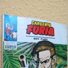 Cómics: OJO POR OJO. SARGENTO FURIA. MARVEL COMICS GROUP. BUEN ESTADO. Lote 43220241