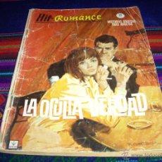 Cómics: VÉRTICE GRAPA HIT ROMANCE Nº 13. 10 PTS. 1965. LA OCULTA VERDAD. DIFÍCIL!!!!!. Lote 43250615