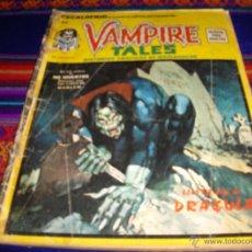 Cómics: VÉRTICE VOL. 1 ESCALOFRÍO Nº 22 VAMPIRE TALES Nº 6. LILITH HIJA DE DRACULA. 30 PTS. 1974. . Lote 43250978