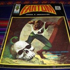 Cómics: VÉRTICE VOL. 2 FANTOM Nº 1. 1974. 30 PTS. HIELO Y FUEGO INFERNAL. BUEN ESTADO.. Lote 53609196