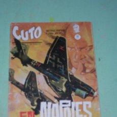 Cómics: CUTO EN NÁPOLES. JESÚS BLASCO. . Lote 43332773