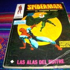 Cómics: VÉRTICE VOL. 1 SPIDERMAN Nº 19. 1974. 30 PTS. LAS ALAS DEL BUITRE. . Lote 43415400