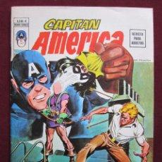 Cómics: CAPITÁN AMERICA Nº 4. ARCOS Y FLECHAS VOL. 2 VERTICE. V.2. TEBENI EXCELENTE ESTADO. Lote 43422363