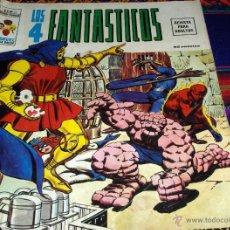 Cómics: VÉRTICE VOL. 2 LOS 4 FANTÁSTICOS Nº 11. 1975. 35 PTS. EL DÍA DE MUERTE.. Lote 43431984