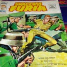 Cómics: REGALO Nº 3. VÉRTICE VOL. 2 SARGENTO FURIA Nº 5. 30 PTS. 1974. MORIR CON HONOR. BE. DIFÍCIL!!!!!!!!!. Lote 43432032