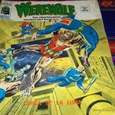 Cómics: VÉRTICE VOL. 2 WEREWOLF Nº 18 LAS ALUCINANTES NOCHES DEL HOMBRE LOBO. 1976. 35 PTS.. Lote 43432132