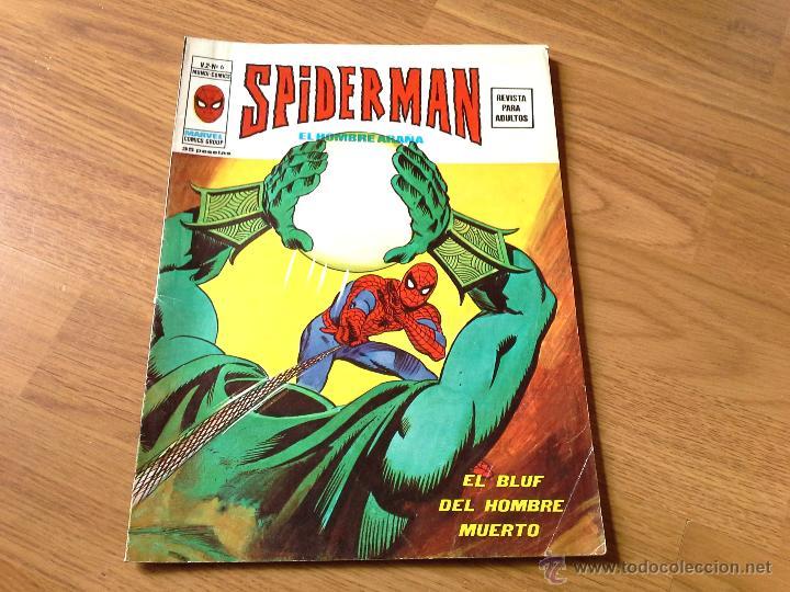 COMIC DE SPIDERMAN EL HOMBRE ARAÑA - MUNDI COMICS V2 - MARVEL COMICS - NUMERO 6 (Tebeos y Comics - Vértice - V.2)