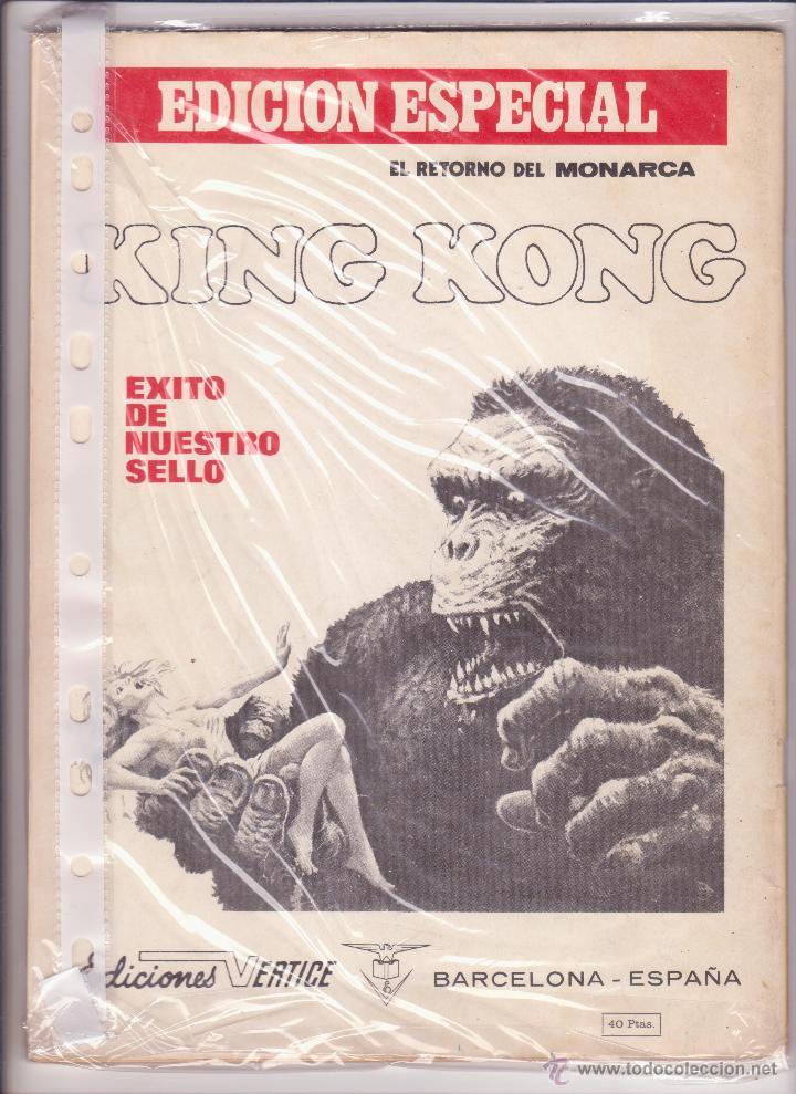 Cómics: monsters of the movies relatos salvajes nº 1 vertice - Foto 2 - 43440699