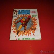Cómics: VERTICE VOL. 1 EL HOMBRE DE HIERRO Nº 11. Lote 43460174