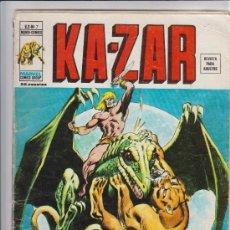 Cómics: KAZAR VOLUMEN 2 NUMERO 7 VERTICE.. Lote 43527460