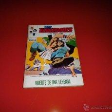 Cómics: VERTICE VOL, 1 LOS VENGADORES Nº 37. Lote 43572417