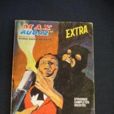 Cómics: MAX AUDAZ - Nº 14 - EL MUSEO DEL MIEDO - VERTICE - BUEN ESTADO - DIFICIL -. Lote 43624436