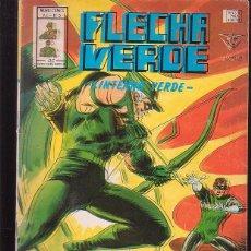 Cómics: FLECHA VERDE V1 Nº 5 -EDITA : VERTICE. Lote 43650940