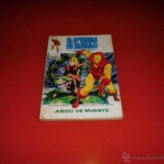 Cómics: VERTICE VOL, 1 EL HOMBRE DE HIERRO Nº 26. Lote 43752665