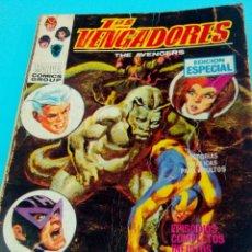 Cómics: LOS VENGADORES Nº 18 VERTICE VOLUMEN 1 MARVEL. Lote 43781245