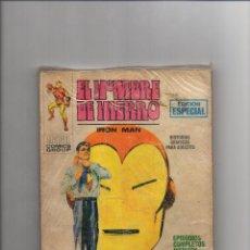 Cómics: EL HOMBRE DE HIERRO Nº 12 -- VERTICE V.1 - TACO. Lote 43824896