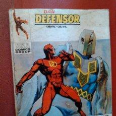 Cómics: MARVEL COMICS GROUP DAN DEFENSOR DARE DEVIL Nº 37 EL ATAQUE DEL GLADIADOR 197 MBE. Lote 43825416