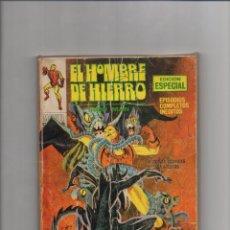 Cómics: EL HOMBRE DE HIERRO Nº 20 -- VERTICE V.1 - TACO. Lote 43825461