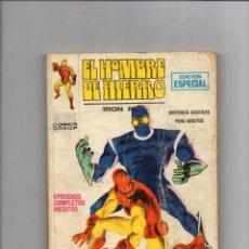 Cómics: EL HOMBRE DE HIERRO Nº 6 -- VERTICE V.1 - TACO. Lote 43825647