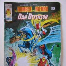 Cómics: EL HOMBRE DE HIERRO. Nº 52 DEL VOLUMEN 1. Lote 43827477