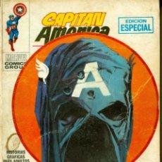 Cómics: CAPITAN AMERICA Nº 4 (VERTICE TACO, BUEN ESTADO). Lote 43890447