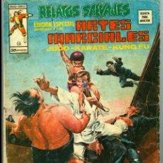 Cómics: RELATOS SALVAJES (ARTES MARCIALES) Nº 10. Lote 43936433