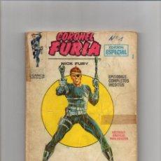 Cómics: CORONEL FURIA Nº 1 * VOL. I ** VERTICE TACO. Lote 43945806