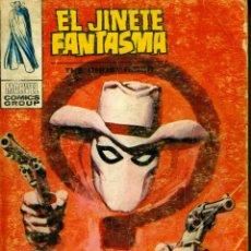 Cómics: EL JINETE FANTASMA Nº 3 (TACO VERTICE) . Lote 43994442