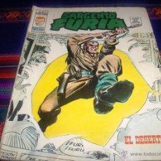 Comics : VÉRTICE VOL. 2 SARGENTO FURIA Nº 11. 1975. 35 PTS. EL DESERTOR.. Lote 44070239