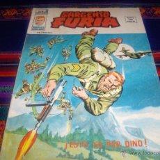 Comics : VÉRTICE VOL. 2 SARGENTO FURIA Nº 27. 35 PTS. 1977. ESTO ES POR DINO. DIFÍCIL!!!!. Lote 44070292