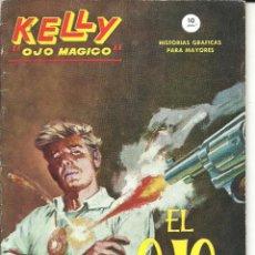 Cómics: KELLY OJO MÁGICO Nº 01: EL OJO DE ZOLTEC EDICIONES VERTICE. Lote 44160762