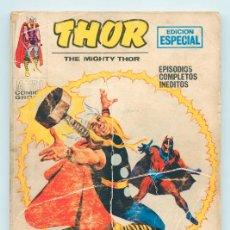 Cómics: THE MIGHTY THOR - Nº 13 - MAGNETO ATACA - ED. VERTICE - 1971. Lote 44226482
