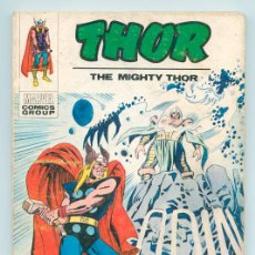 Cómics: THE MIGHTY THOR - Nº 39 - ¡THOR CONTRA ODIN! - ED. VERTICE - 1974. Lote 44232770