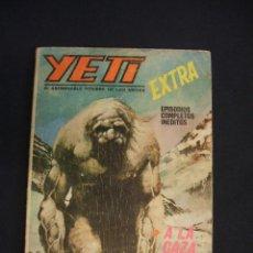 Cómics: YETI - Nº 1 - A LA CAZA DEL YETY - VERTICE - DIFICIL - . Lote 44256870