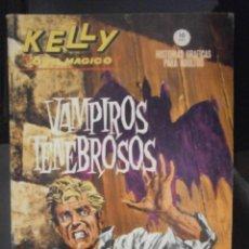 Cómics: KELLY OJO MAGICO Nº 6 EDITORIAL VERTICE. Lote 44357175