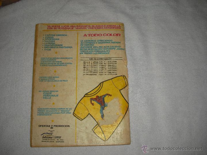 Cómics: ARTES MARCIALES Nº 5 1975 - Foto 2 - 44359486