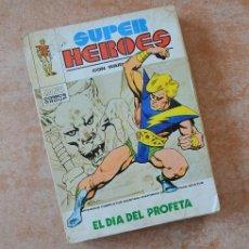 Cómics: VÉRTICE VOL. 1 SUPER HÉROES Nº 1. Lote 44404737