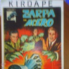 Cómics: ZARPA DE ACERO Nº 6. Lote 44419470