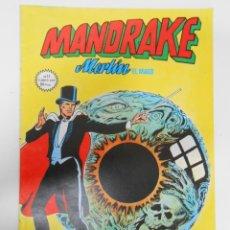 Cómics: MANDRAKE MERLÍN EL MAGO Nº 11 EDICIONES VERTICE. TDKC7. Lote 44638487