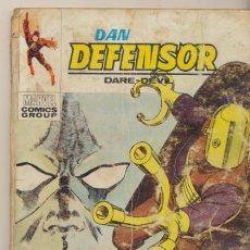 Cómics: DAN DEFENSOR Nº 48. TACO VÉRTICE 128 PÁGINAS.. Lote 44645722