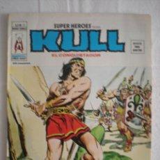 Comics: SUPER HEROES (VERTICE) VOL.2 # 21 KULL EL CONQUISTADOR. Lote 44657942