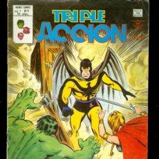 Cómics: TRIPLE ACCION Nº 9 (VOL 1 VÉRTICE ). Lote 44788114
