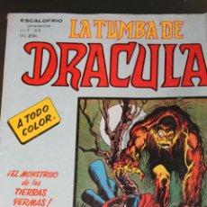 Cómics: ESCALOFRIO 3 VOLUMEN 2 LA TUMBA DE DRACULA VERTICE. Lote 44959849