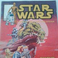 Comics : STAR WARS - LA GUERRA DE LAS GALAXIAS -- Nº 7 -- REGRESO A TATOOINE -- VERTICE - SURCO - 1982 -- . Lote 45168184