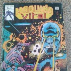 Fumetti: MAQUINA VITAL -- VOLUMEN 1 - Nº 2 -- MUNDI COMICS - VERTICE -- . Lote 45087039