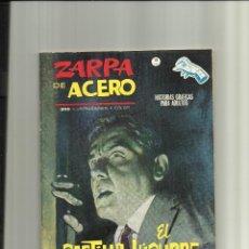 Cómics: ZARPA DE ACERO Nº 11. Lote 45104694
